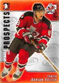 Amazon.com: 2004-05 In The Game Heroes and Prospects #31 Adrian Foster  Hockey Card: Collectibles & Fine Art