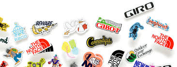 Die Cut Stickers Custom Shape Sticky Brand