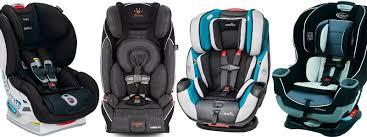 10 best convertible car seats 2020