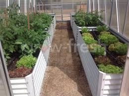 raised planter box garden bed