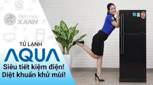 Tủ lạnh Aqua Inverter 205 lít: Giá bình dân! Siêu tiết kiệm điện ...