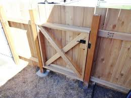 How To Build A Homestead Wooden Fence Gate The Homestead Survival