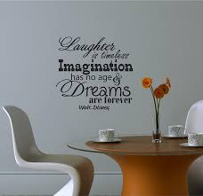Think Happy Bee Happy Vinyl Decal Wall Sticker Words Lettering Teen Room Decor