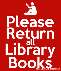 Please Return all Library Books - Keep Calm and Posters Generator ...
