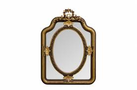 napoli mirror italian baroque style