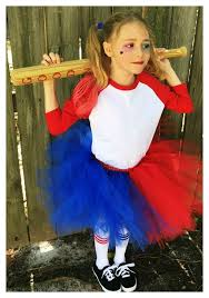 diy harley quinn tutu costume tutorial