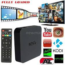 MXQ Pro Quad Core 4K 1G 8G 2.4G WiFi RK3229 Android 7.1 TV Box Media Player  HDMI | eBay