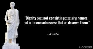 aristotle quotes to develop your logical thinking