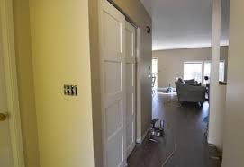 bi fold doors to sliding closet doors