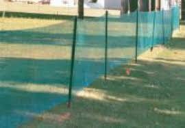 Volm 4 X 50 Green Ez Fence At Menards