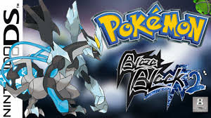 Pokemon Blaze Black 2 para Android Drastic