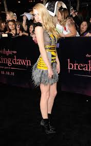 Casey LaBow at The Twilight Saga: Breaking Dawn Part 1 Premiere in ...