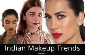 indian makeup bridal beauty trends