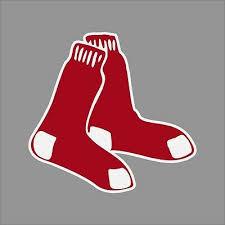 Boston Red Sox 6 Mlb Team Logo Vinyl Decal Sticker Car Window Wall Cornhole