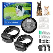 Pet Dog Electric Fence Wireless Coverage Diameter 40 1000m Containment System Transmitter Collar Waterproof Training Collar Aliexpress