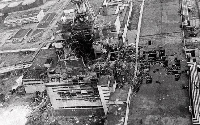 مفعل تشيرنوبل