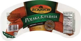eckrich smoked sausage polska