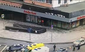 Молния: спецназ ворвался в здание «Альфа банка», где неизвестный ...
