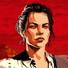 Red Dead Redemption 2 Abigail Roberts Avatar on PS4 | Official ...