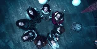LUNA NERA 2 stagione si fa? Il futuro della serie italiana di Netflix