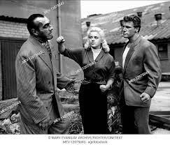 Primo Carnera, Diana Dors & Joe Robinson Characters: Python Macklin, Sonia,  Stock Photo, Picture And Rights Managed Image. Pic. MEV-12075043 |  agefotostock