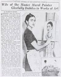 A propósito de nuestra lectura sobre Frida Kahlo y Diego Rivera   El Mundo  del Español de Profe Boxwell