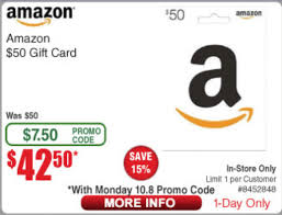 expired fry s 50 amazon gift card
