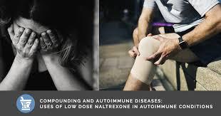 uses of low dose naltrexone in