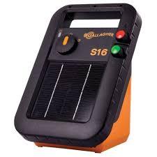 S16 Solar Fence Energizer Solar Energizers Power Electric Fencing Animal Management Animal Management Us B2c Site
