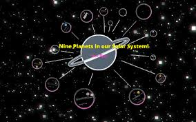 9 planets by iron man on prezi