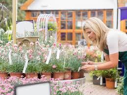 garden centres in and around burton and