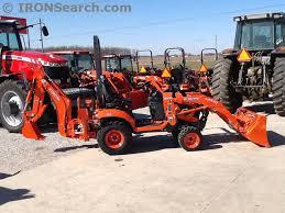 kubota bx23s tractor in