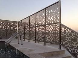 15 Most Beautiful Steel Fence Panels Residential Ideas Steel Fence Panels Metal Fence Panels Steel Fence