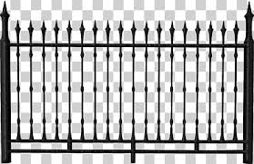 Gothic Style Building Fence Halloween Terror Startle Png Klipartz