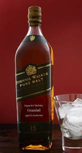 corporate branded personalised alcohol
