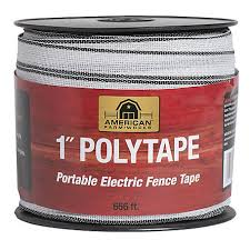 American Farmworks 1 In Poly Tape 656 Ft Pt656w1 Afw At Tractor Supply Co