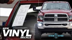 Lifted Truck Club Decals For Your Truck Available Now Youtube