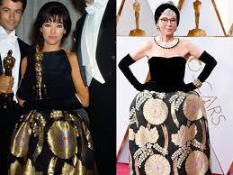 Rita Moreno re-wears same dress from 1962 Oscars to 90th Academy Awards