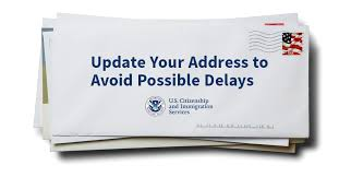 change of address information uscis