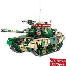 Quân Sự Hiện Đại Nga T 90 Xe Tăng Chiến Đấu Chủ Lực Mộc Khối Xây ...