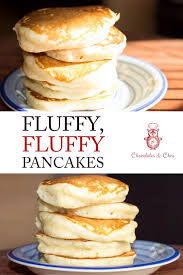 fluffy fluffy pancakes chocolates chai