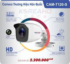 Camera KoreaHD – TVI thân 2.0M 1080P Full HD (sắt) 2020- Dịch vụ lắp camera  giá rẻ tại nhà, Báo giá Lắp camera giám sát gia đình, Camera WIFI trong nhà  -
