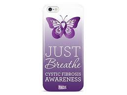 Inspired Cases 3d Textured Cystic Fibrosis Awareness Case For Iphone 6 6s Newegg Com