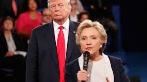 Clinton-Trump town hall debate roundup ...