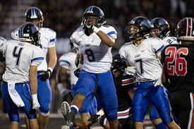 10 Questions with Adrian Wilson, Lincoln-Way East football | The ...