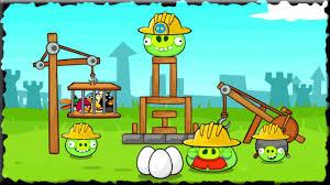 Angry Birds Big Setup Game All Levels Walkthrough - YouTube