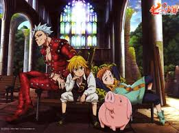 the seven 7 deadly sins wallpapers hd