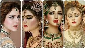 elegant modern bridal makeup stani