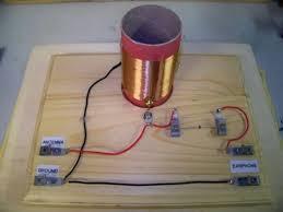 build a crystal or regenerative radio