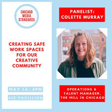 PANELIST* Colette Murray is Operations... - Chicago Media Standards |  Facebook